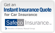Instant Quote for Auto Insurance from Safeco Insurance